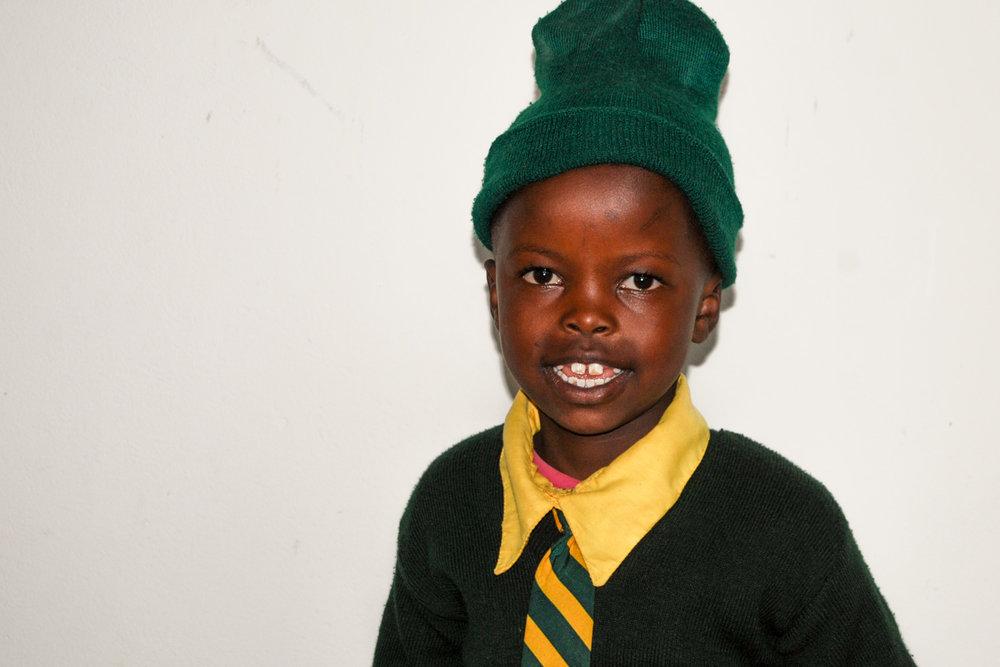 Jessica Ezekieli: Senior Infants, Ilboru Academy Schcool, Ilboru, Arusha