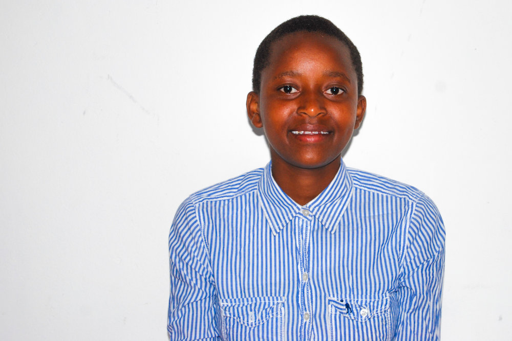 Neema Daudi: Form Three, Enyoito Secondary school, Sanawari, Arusha