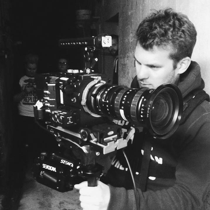 <b>Liam White</b><br>DP/Cinematographer