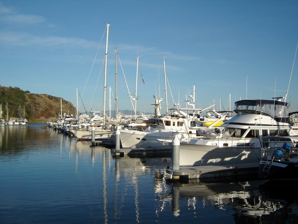 The nicest marina in Anacortes, Cap Sante Marina. Gateway to the Pacific Northwest...and beyond. And where you will find every type and style of cruising motorboat and trawler.