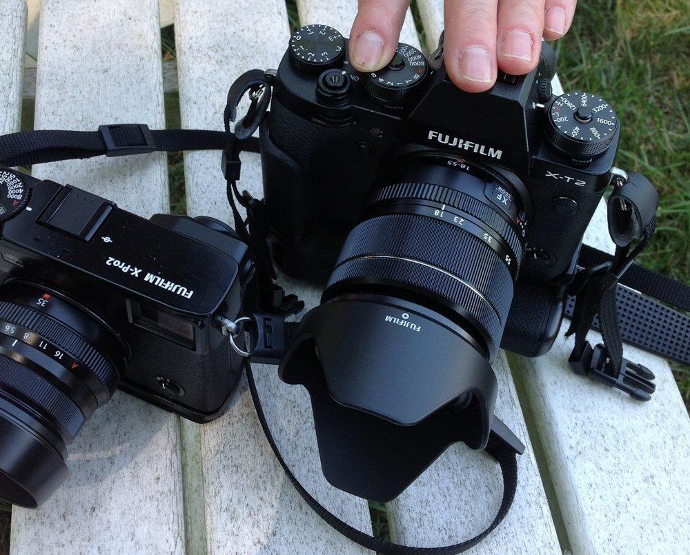 Fuji cameras.JPG