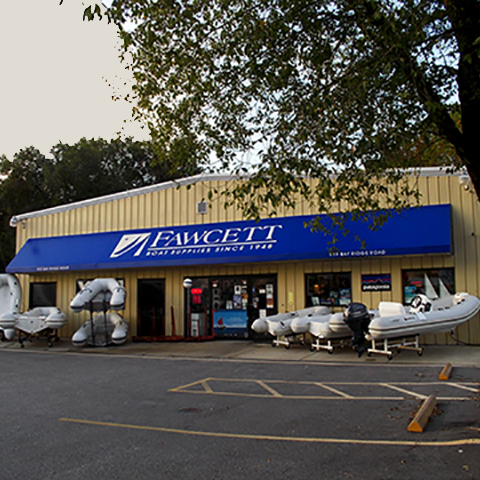 Local marine stores like Fawcett Boat Supply in Annapolis have knowledgeable people who can help you solve a problem. Let's keep them in business.