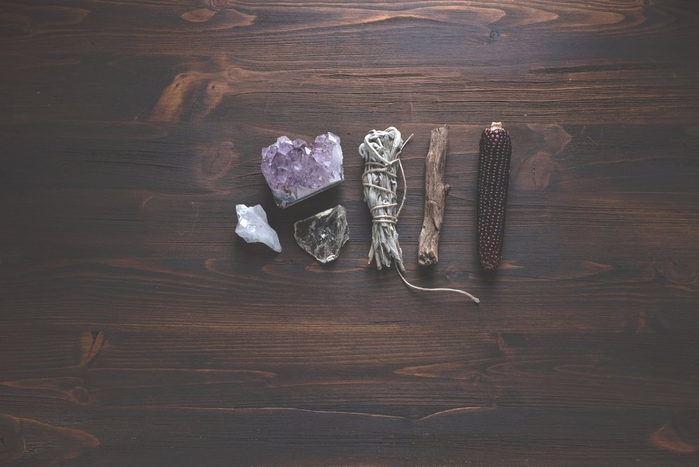 I'm here to help you tap back into your intrinsic power and create the magical life you crave. - To show you how to bring what you dream about into your daily reality.
