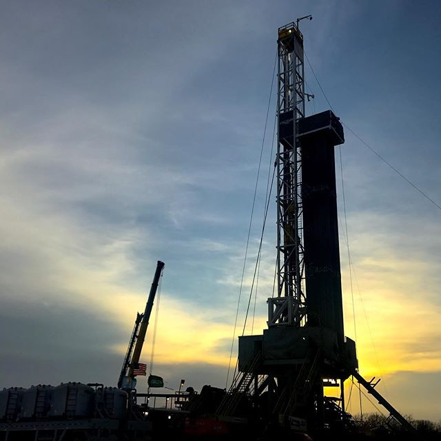 Friday's from the field - Drilling in the liquids-rich window of the Arkoma Basin. #NaturasGas #NGL #ArkomaBasin #OklahomaEnergy #Drilling #Exploration #TulsaDrillers