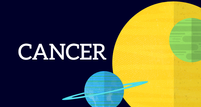 The colors Cancer should be wearing are…