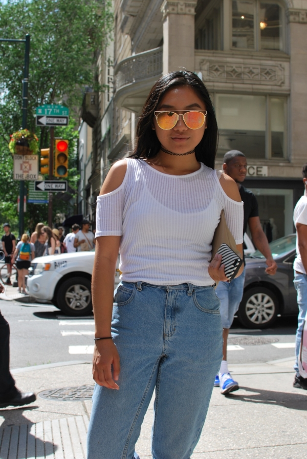 Street Style Sunnies For The Start of Summer