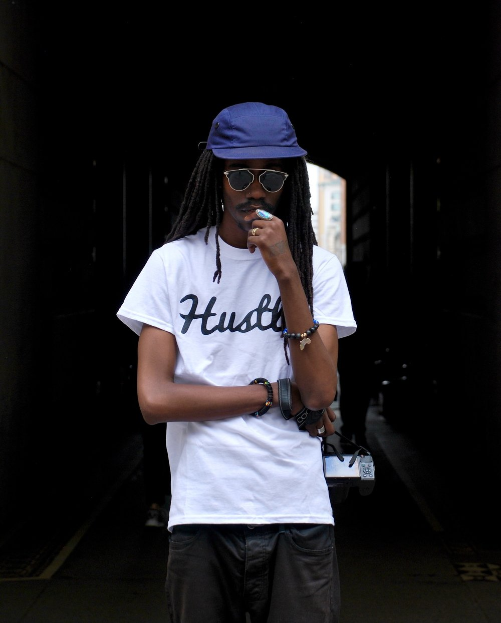 Hustle T Shirts from Mary Jane's Closet