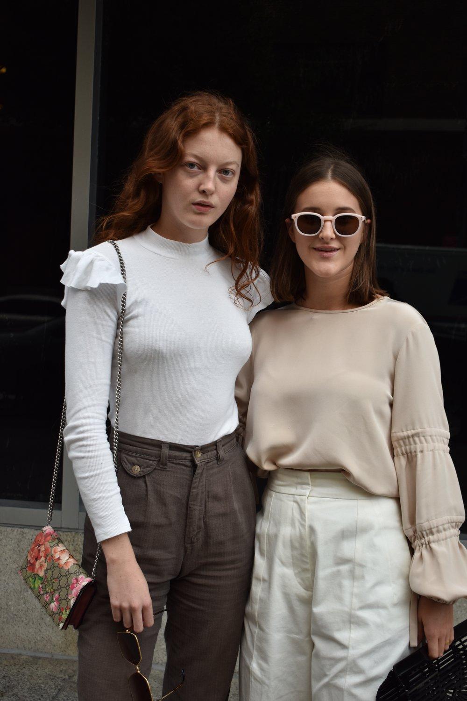 NYFW S/S 2018 Street Style