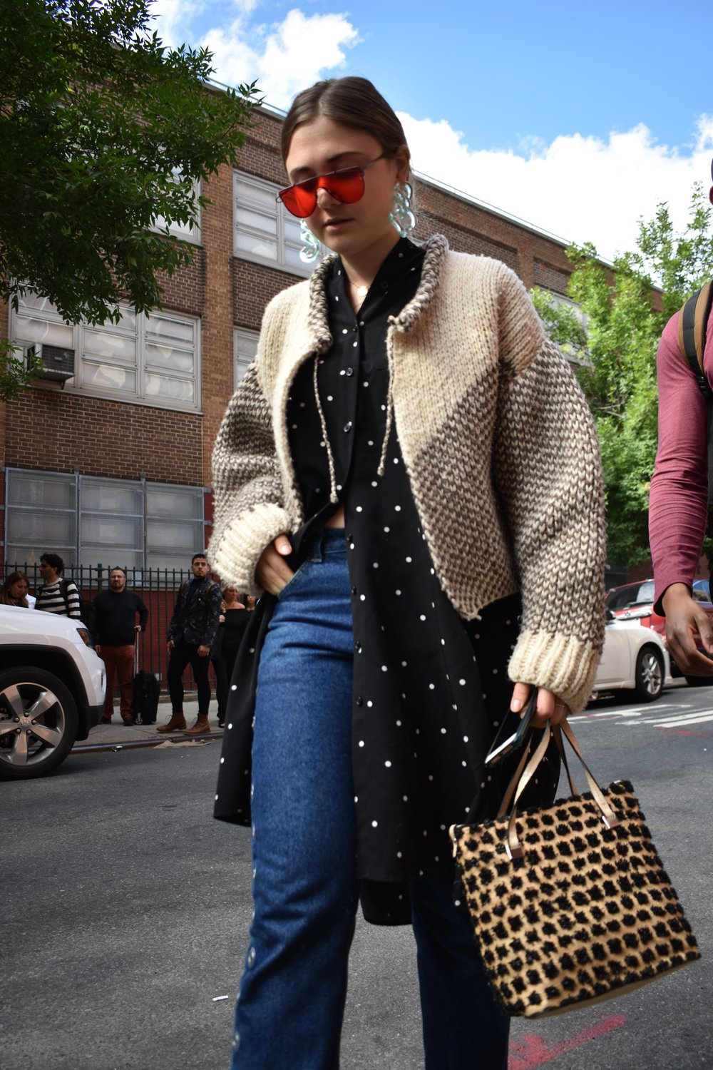Best of NYFW Street Style Sunglasses