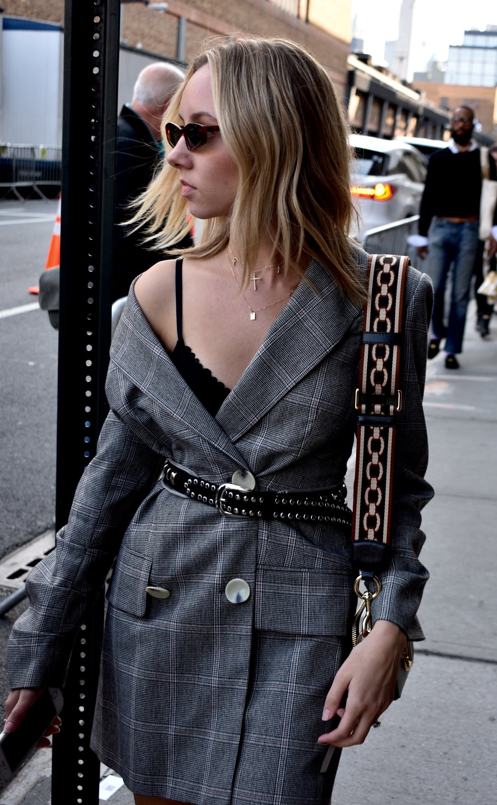 Best Fashion Details at NYFW