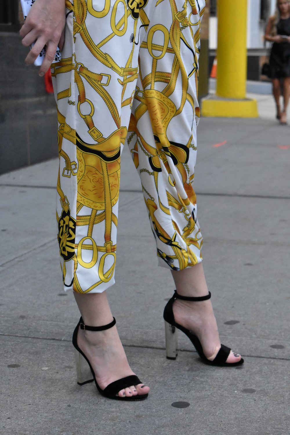 New York Street Style Everything is gucci