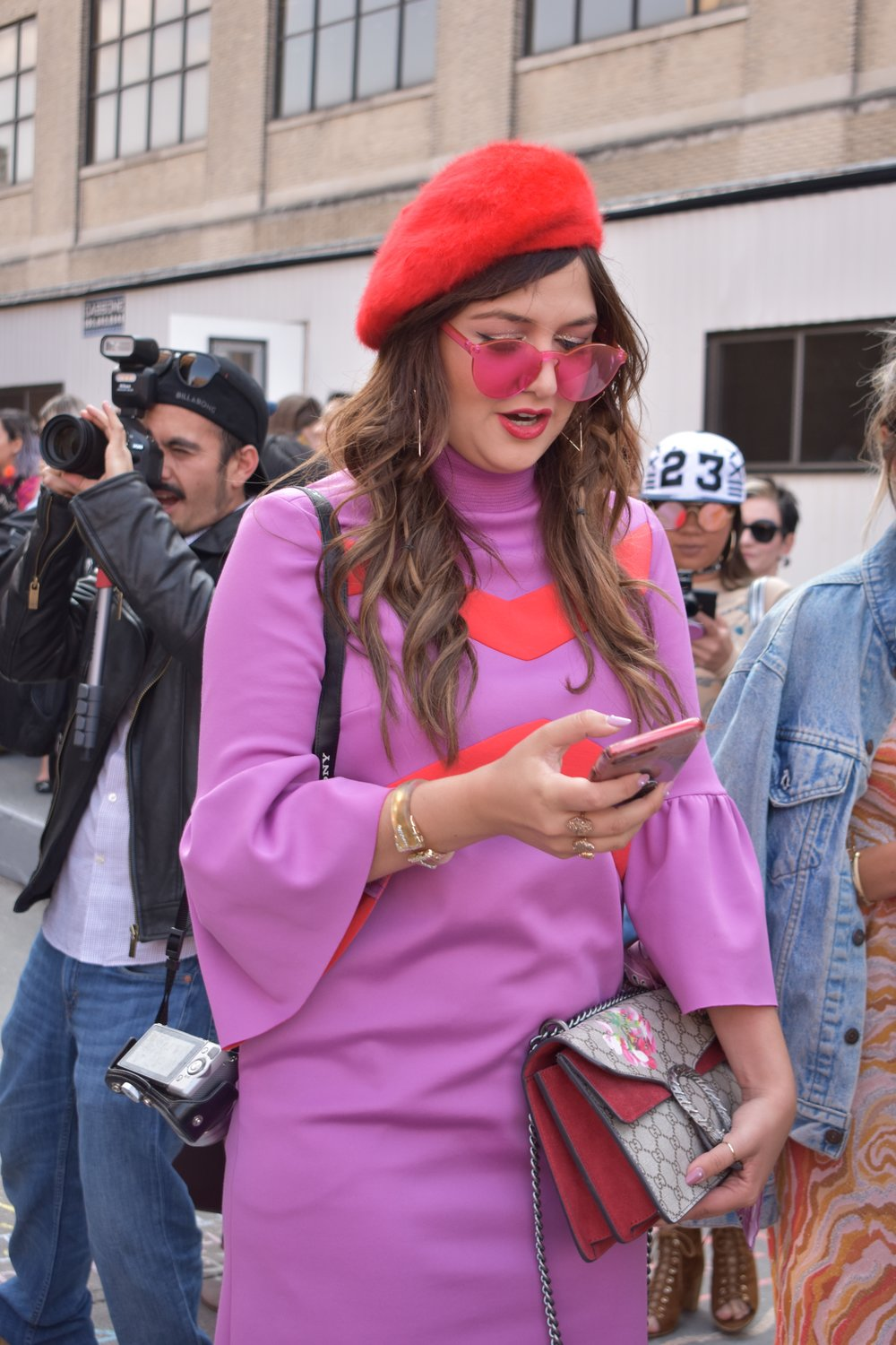 Why Instagram Superstars are Wearing Berets
