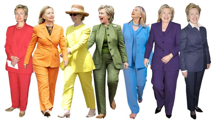 Hillary Clinton, 1990s - 2017