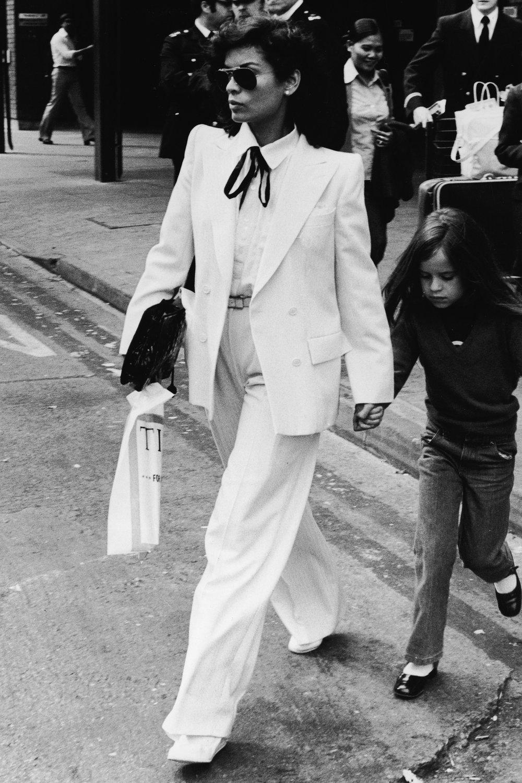 Bianca Jagger, 1979