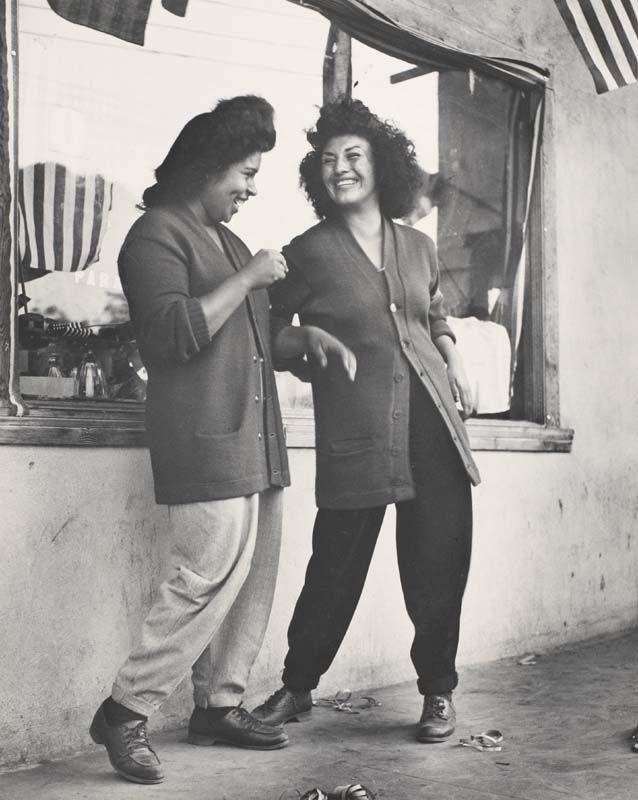 Pachucas, 1940s