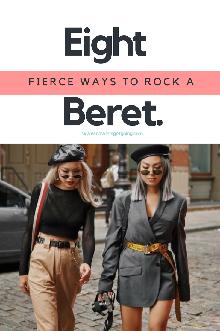 8 Ways To Rock A Beret