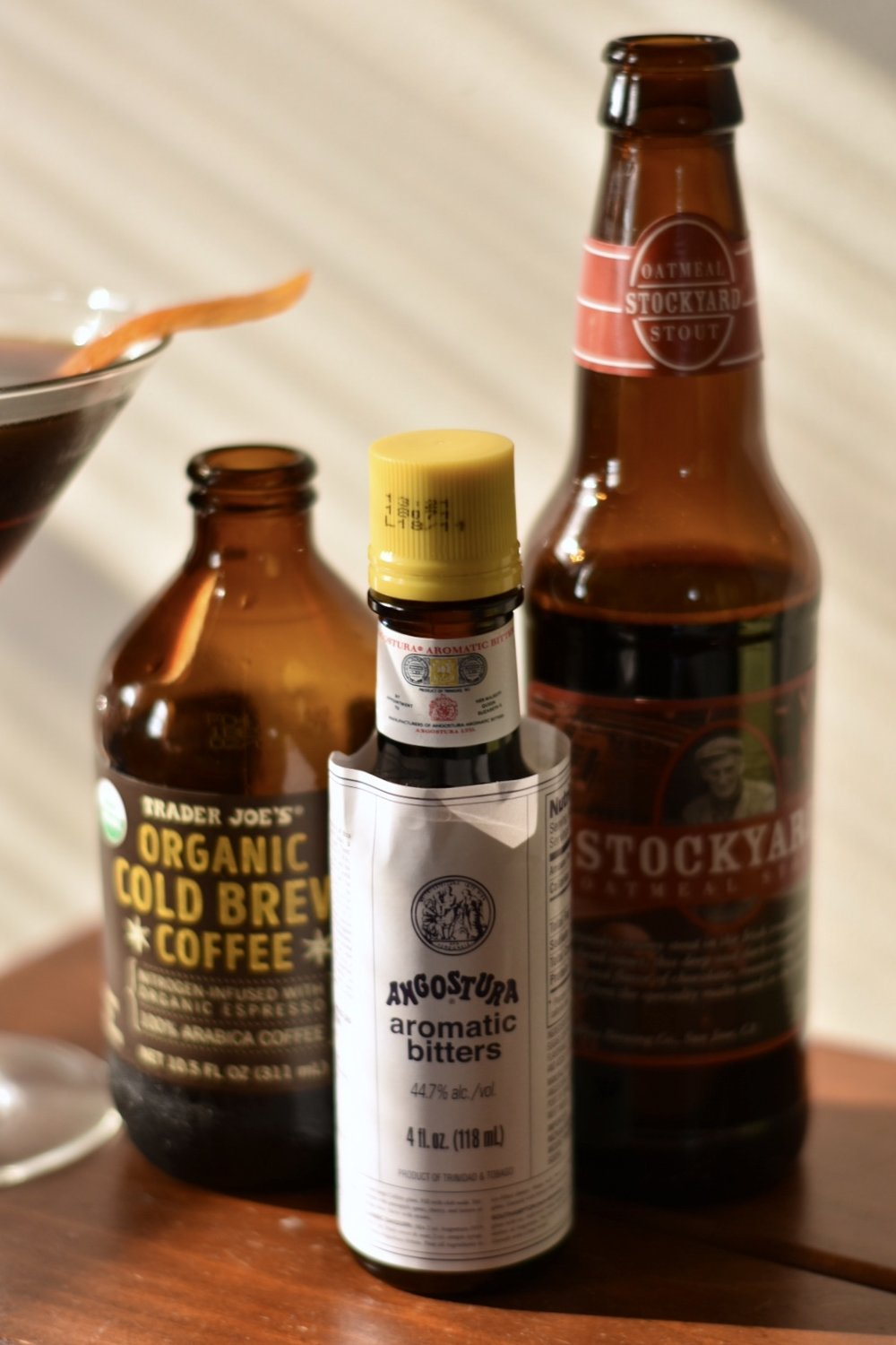 Coffee Stout Old Fashioned