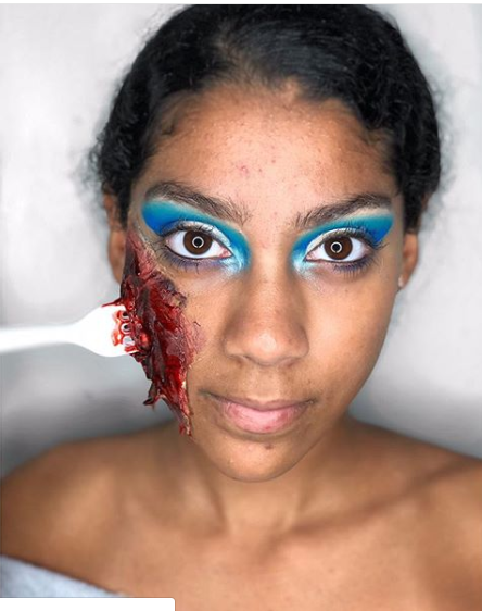 15 Pretty, Scary and Down Right Amazing Halloween Makeup Looks