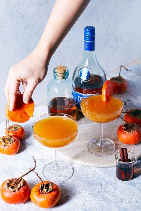 Fall Cocktails - Photo by Hello My Dumpling