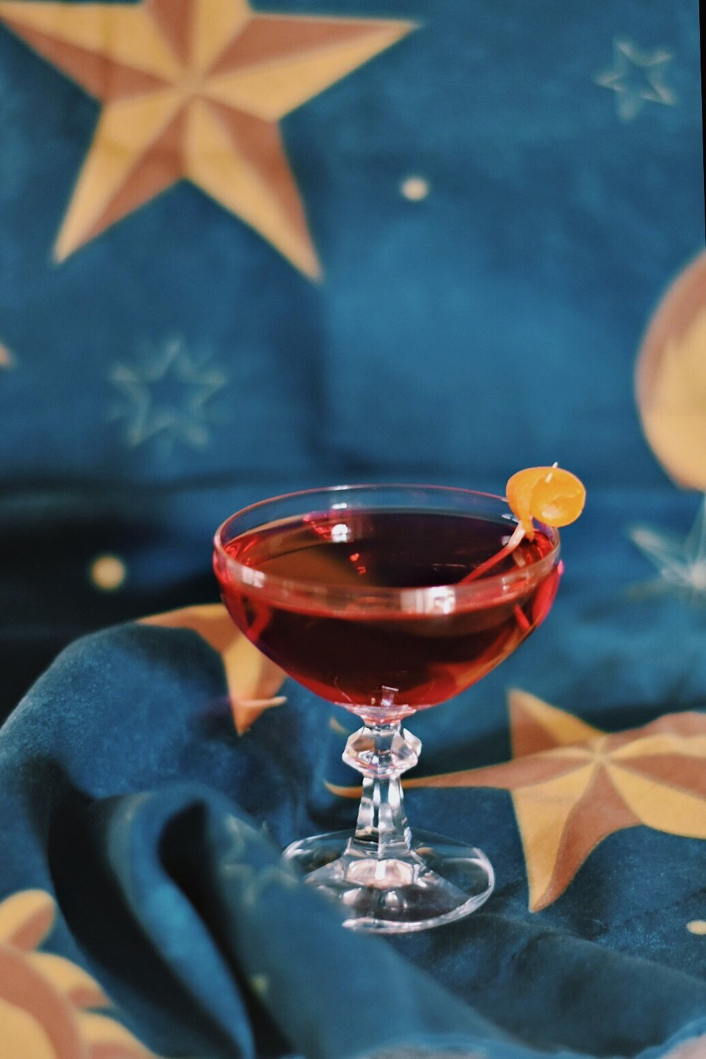 A classic cocktail for winter time