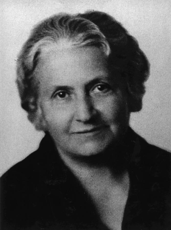 Maria Montessori 1933
