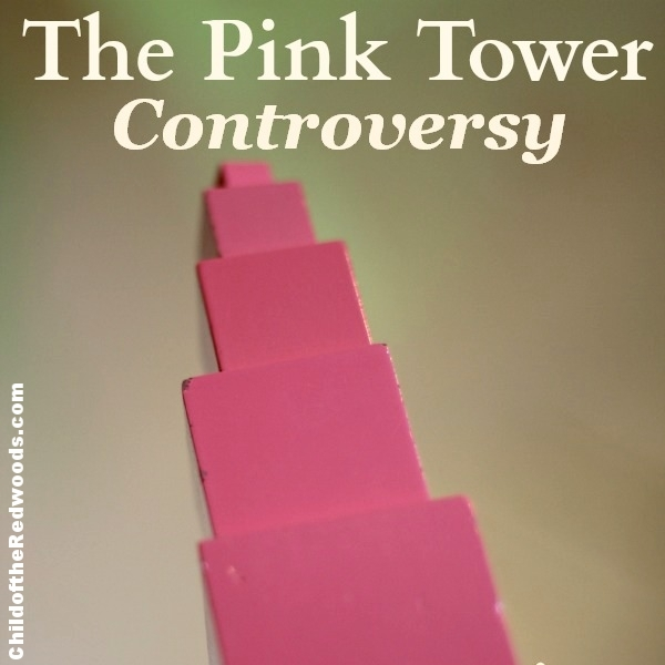 Is the pink tower essential for your Montessori home?