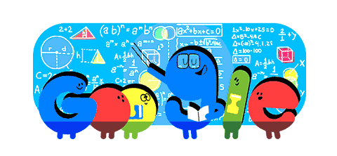 Google Doodle for Teacher Appreciation Day (May 9, 2017)