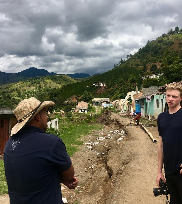 Aponte is beautiful, the land is impermanent, yet the people strong and hopeful. Here, the Inga governor Argentil explains the five key points of Inga culture to Noah.