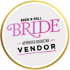 Featured on Rock and Roll Bride