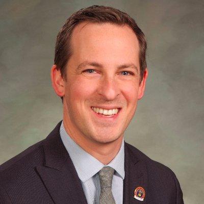 State Senator Stephen Fenberg