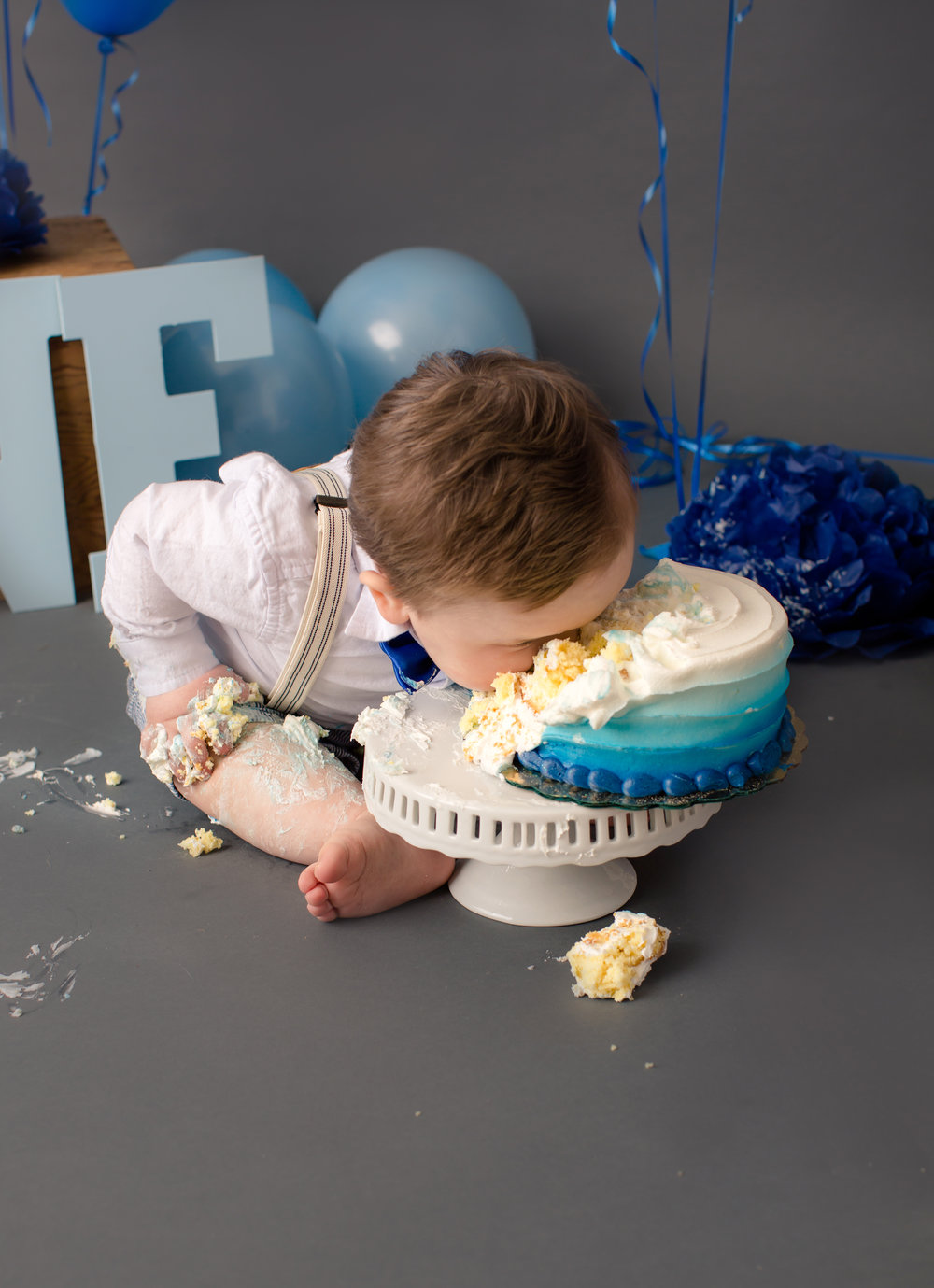 Myrtle Beach Cake Smash Photographer