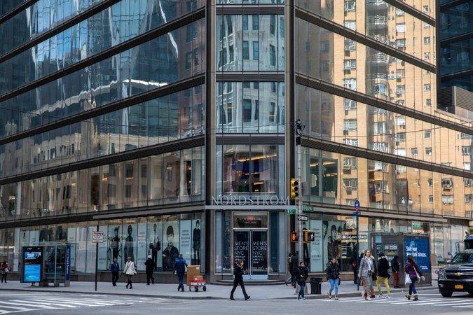 Nordstrom Men's Store - 3 Columbus Circle