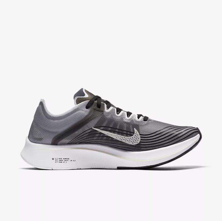 Nike - Zoom Fly, mainly because they're being slept on.