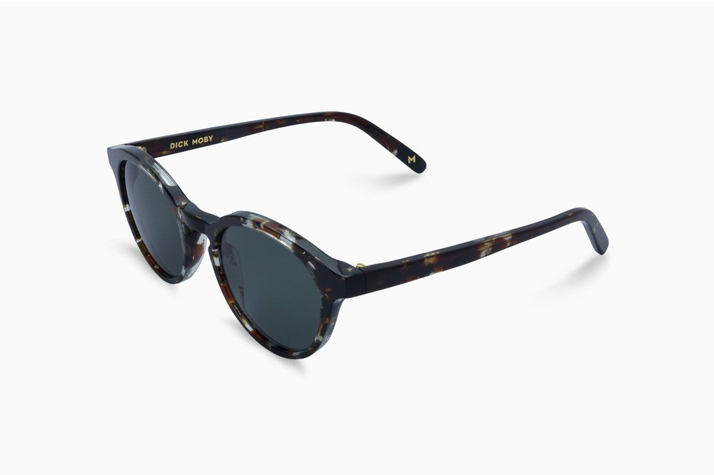 Dick Moby - Recycled Acetate and an incredible pair of lookers.