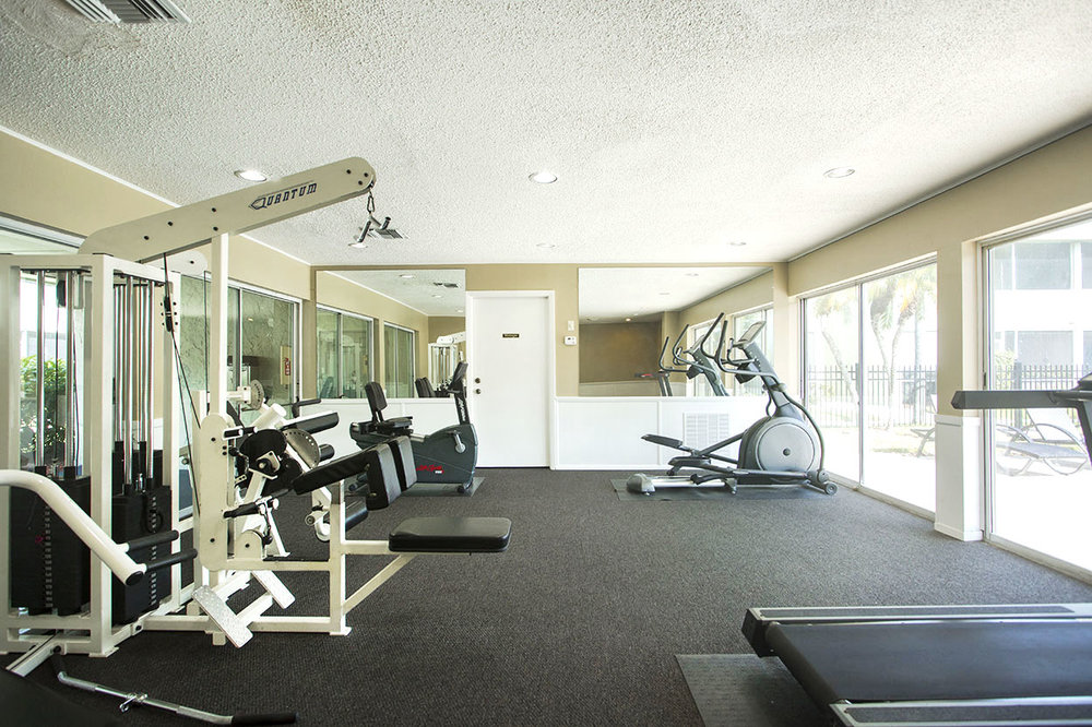 largo-pinellas-clearwater-one-two-bedroom-rental-gym