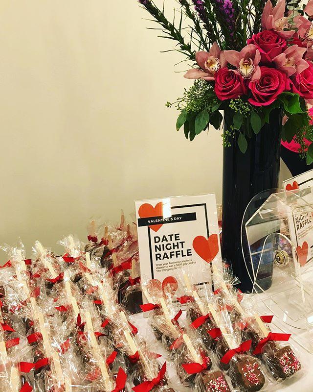 #TBT to these tasty Valentine's Day treats! . . . . #throwbackthursday #valentinesday #vday #events #chicago #eventlife #tbpsinc #tenantappreciation #trending #loveyourtenants