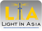 Light in Asia - Mission