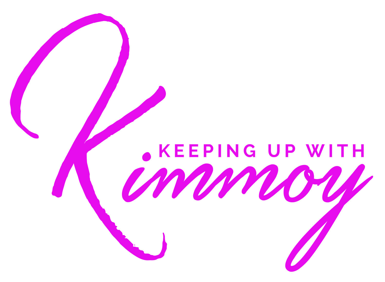 Keeping up with Kimmoy
