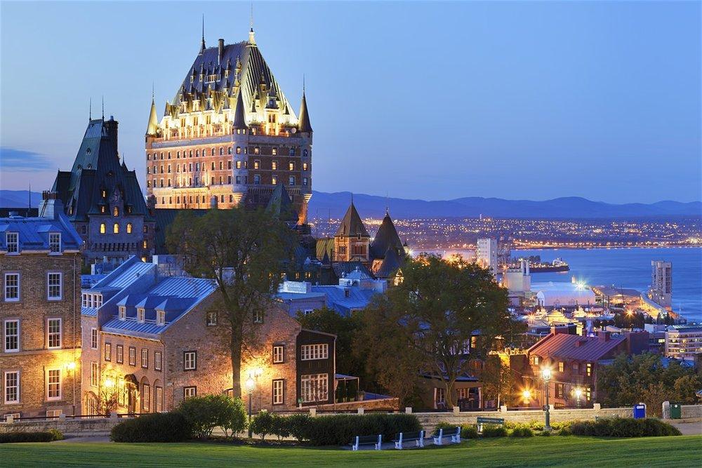 Destination Guide: Québec City  This blog post on FCM Travel Solutions (Flight Centre) shows readers  why Québec City is a top destination for business travel .