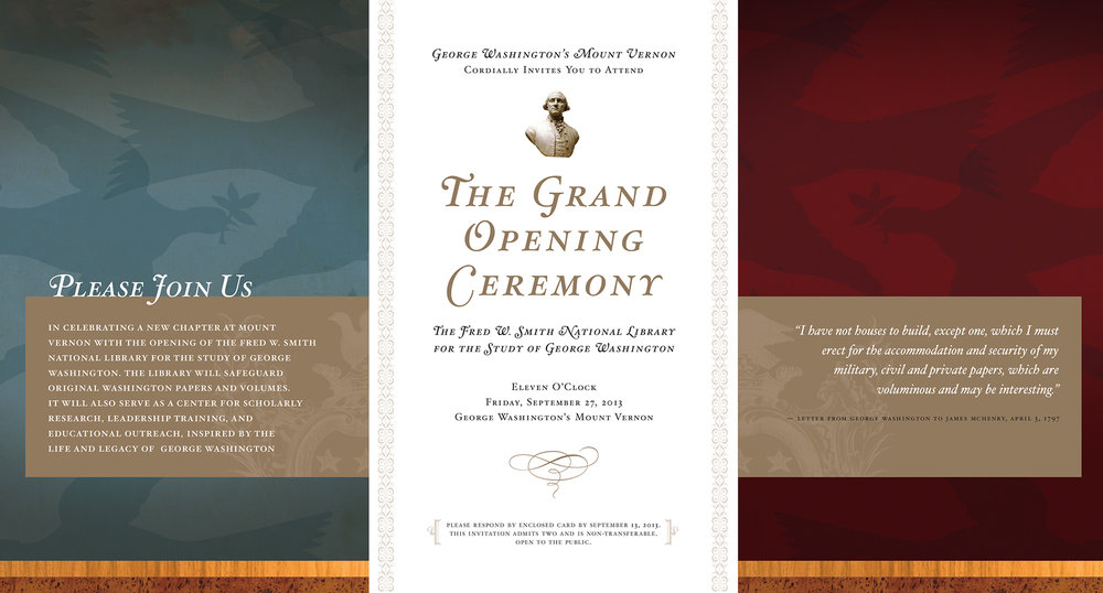Grand Opening Event Invitations