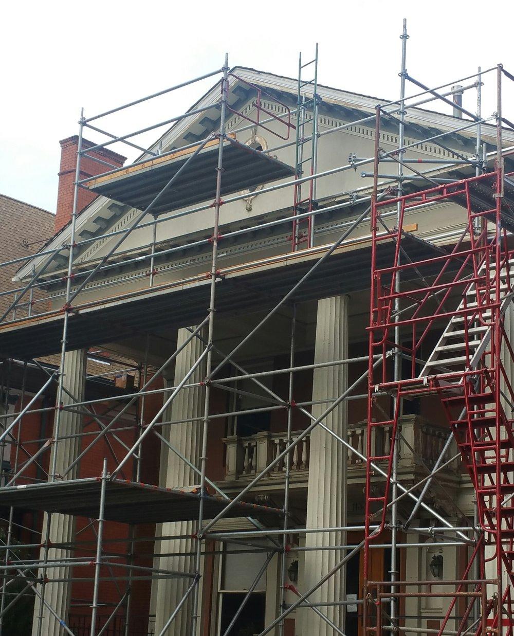 Penn East Face Scaffold.jpg