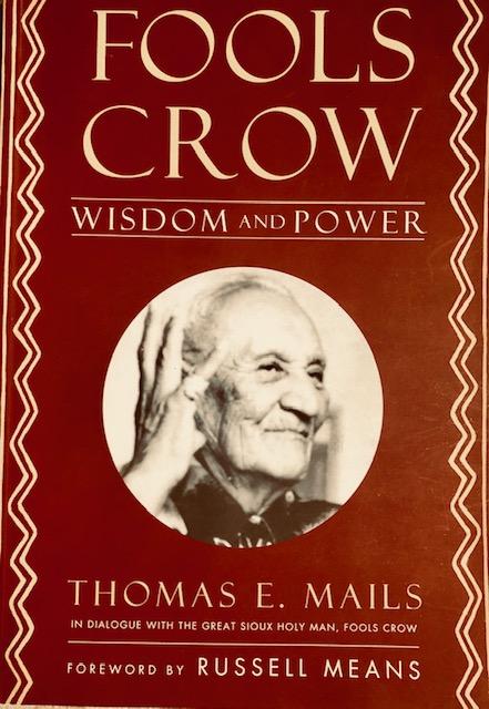 CAGA MATO WANBLI Grandfather Eagle Beer aka Chief Fools Crow