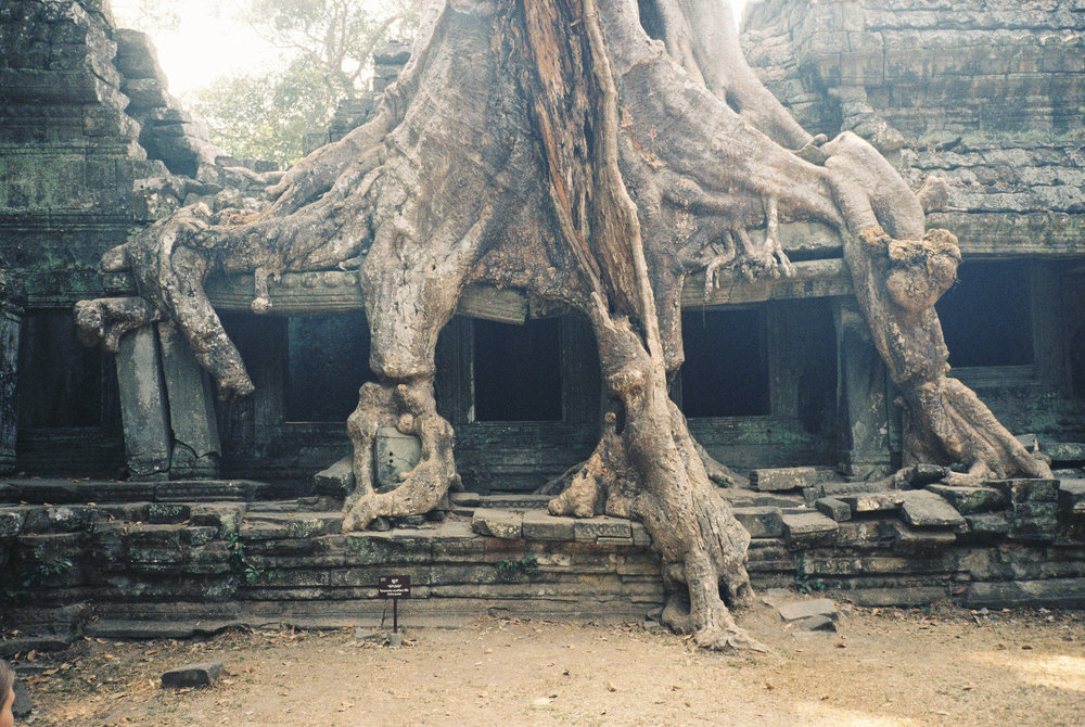 Angkor Wat Archeological Complex, Cambodia