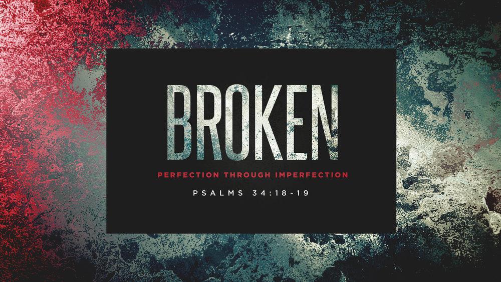 Broken -  March 2017