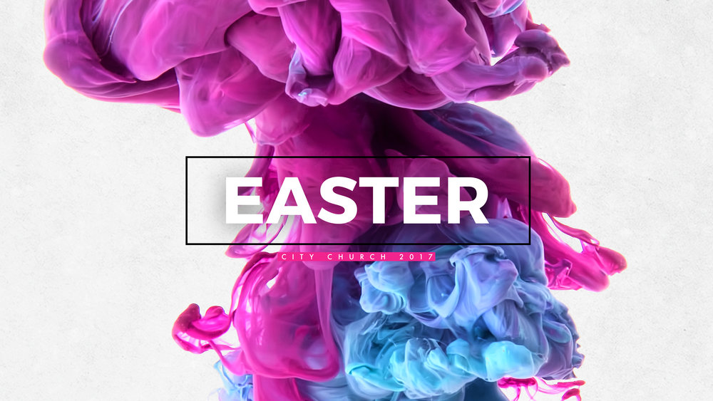 Easter Sunday 2017  - April 2017