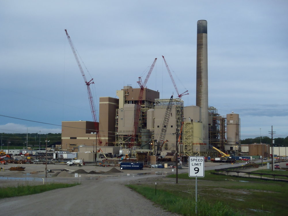 KCBPU, Nearman Creek Plant