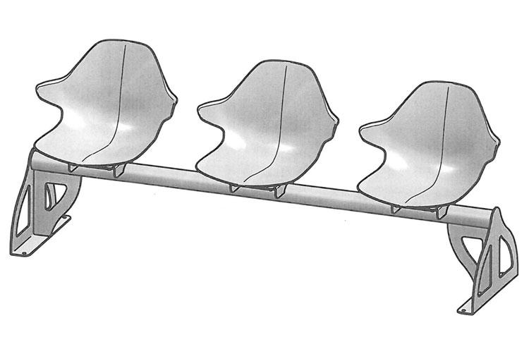 Flexible Beam Bench