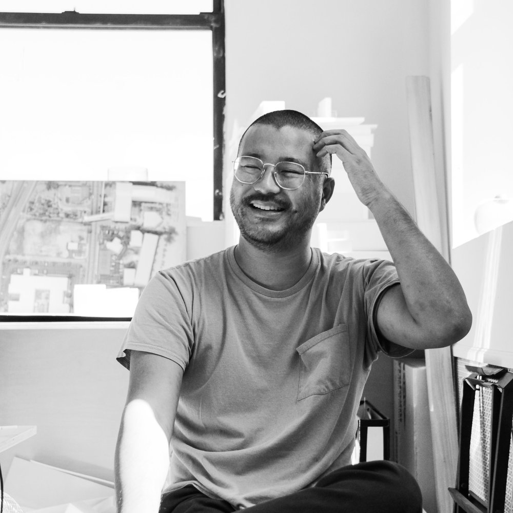 Dong-Ping Wong    Architect, Co-Founder of  Food New York   Photo by  Micah Pegues   Interview by  Rita Wang