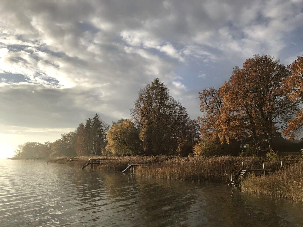Bild 13 - Herbstlicht