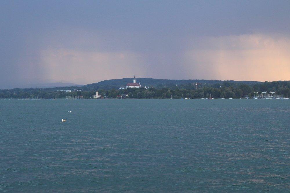 Bild 28 - Regenfront